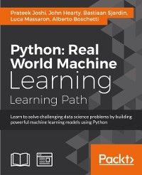 Cover Python: Real World Machine Learning
