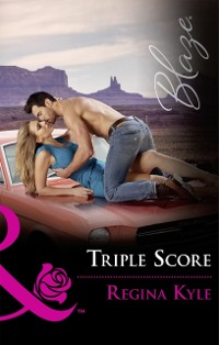 Cover Triple Score (Mills & Boon Blaze) (The Art of Seduction, Book 4)