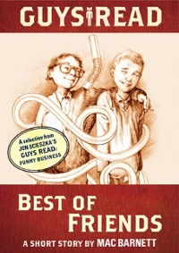 Cover Guys Read: Best of Friends