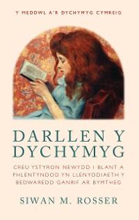 Cover Darllen y Dychymyg