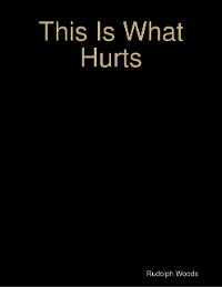 Cover This Is What Hurts