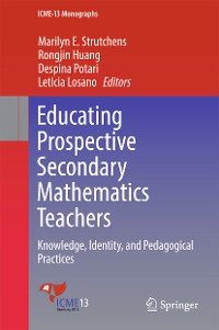 Cover Educating Prospective Secondary Mathematics Teachers