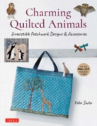 Cover Charming Quilted Animals