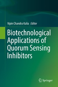 Cover Biotechnological Applications of Quorum Sensing Inhibitors