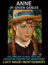 Cover Anne of Green Gables.