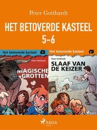 Cover Het betoverde kasteel 5-6