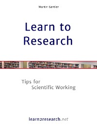 Cover Learn to Research