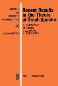 Cover Recent Results in the Theory of Graph Spectra