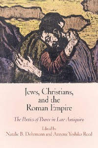 Cover Jews, Christians, and the Roman Empire