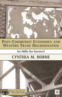 Cover Post-Communist Economies and Western Trade Discrimination