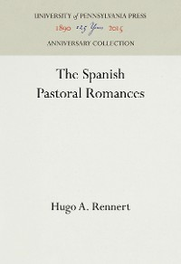 Cover The Spanish Pastoral Romances