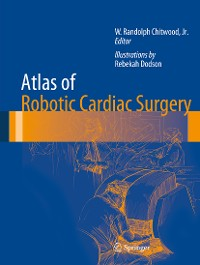 Cover Atlas of Robotic Cardiac Surgery