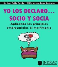 Cover Yo Los Declaro... Socio Y Socia