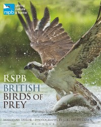 Cover RSPB British Birds of Prey