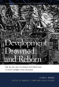Cover Development Drowned and Reborn