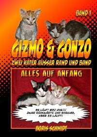 Cover GIZMO &  GONZO - Zwei Kater außer Rand und Band