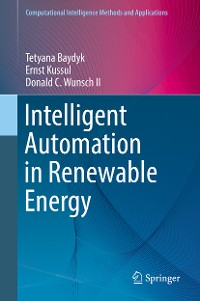 Cover Intelligent Automation in Renewable Energy