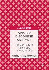 Cover Applied Discourse Analysis