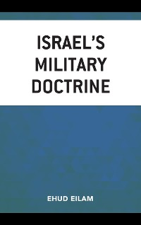 Cover Israel's Military Doctrine