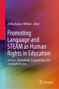 Cover Promoting Language and STEAM as Human Rights in Education