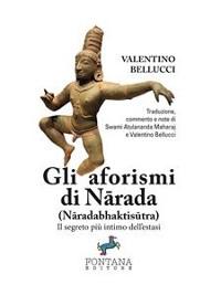 Cover Gli aforismi di Nārada (Nāradabhaktisūtra)