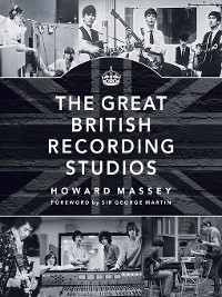 Cover The Great British Recording Studios