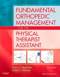 Cover Fundamental Orthopedic Management for the Physical Therapist Assistant - E-Book