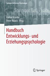 Cover Handbuch Entwicklungs- und Erziehungspsychologie