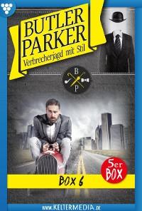 Cover Butler Parker Jubiläumsbox 6 – Kriminalroman