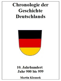 Cover Chronologie Deutschlands 10