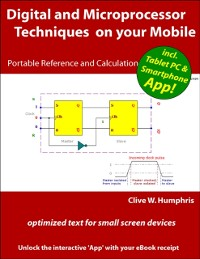 Cover Digital and Microprocessor Techniques on Your Mobile