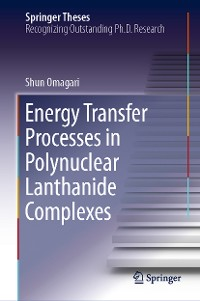 Cover Energy Transfer Processes in Polynuclear Lanthanide Complexes