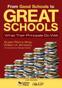 Cover From Good Schools to Great Schools