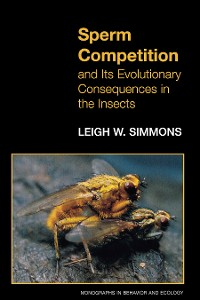 Cover Sperm Competition and Its Evolutionary Consequences in the Insects