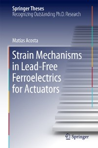 Cover Strain Mechanisms in Lead-Free Ferroelectrics for Actuators