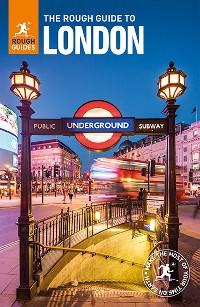 Cover The Rough Guide to London (Travel Guide eBook)