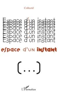 Cover Espace d'un instant