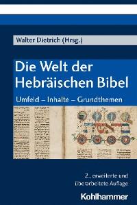 Cover Die Welt der Hebräischen Bibel