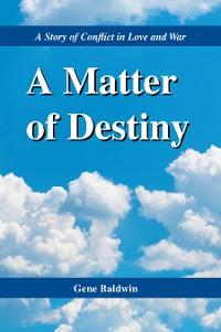 Cover A Matter of Destiny