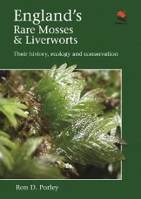 Cover England's Rare Mosses and Liverworts