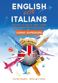 Cover Corso di inglese, English for Italians Corso Superiore