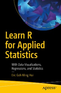 Cover Learn R for Applied Statistics