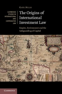 Cover Origins of International Investment Law