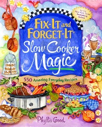 Cover Fix-It and Forget-It Slow Cooker Magic