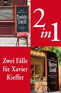 Cover Zwei Fälle für Xavier Kieffer (2in1-Bundle)