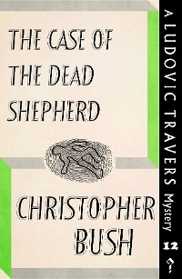 Cover The Case of the Dead Shepherd