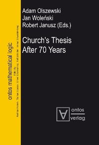 Cover Church's Thesis After 70 Years