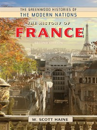 Cover The History of France