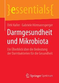 Cover Darmgesundheit und Mikrobiota