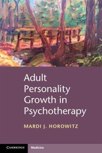 Cover Adult Personality Growth in Psychotherapy